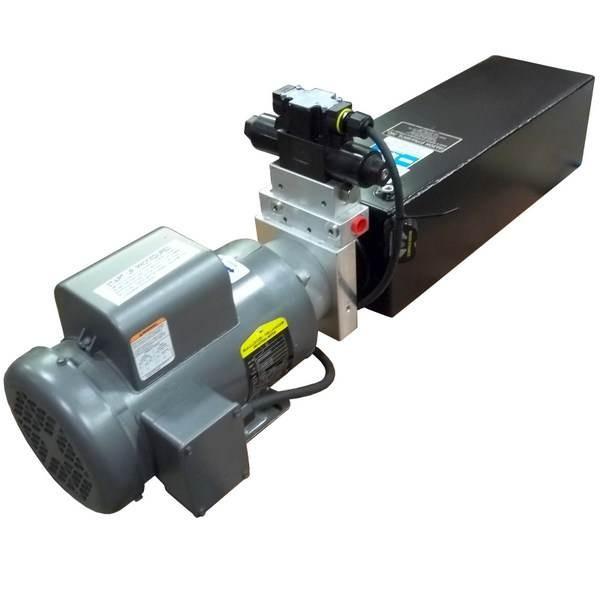 Monarch Hydraulics Power Unit Dyna-Pack M-4315