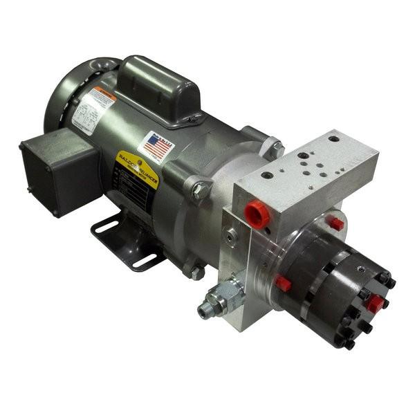 M-4526 Monarch Hydraulics Dyna-Pack Power Unit