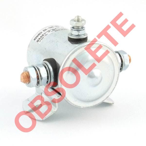 Monarch Hydraulics Motor Start Solenoid 03427