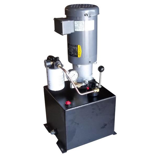 Monarch Hydraulics Power Unit Dyna-Pack M-4310
